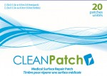 CleanPatch Box Design  Box of 20